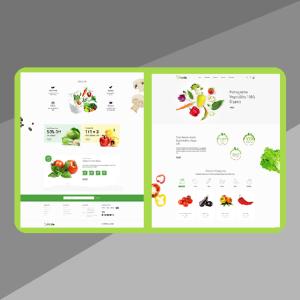 website-food-design